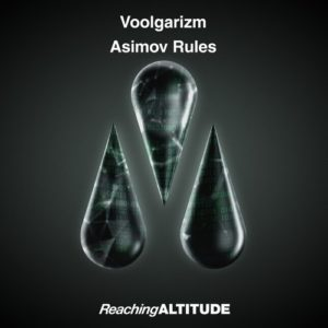 voolgarizm asimov rules reaching altitude armada RA045 marlo label